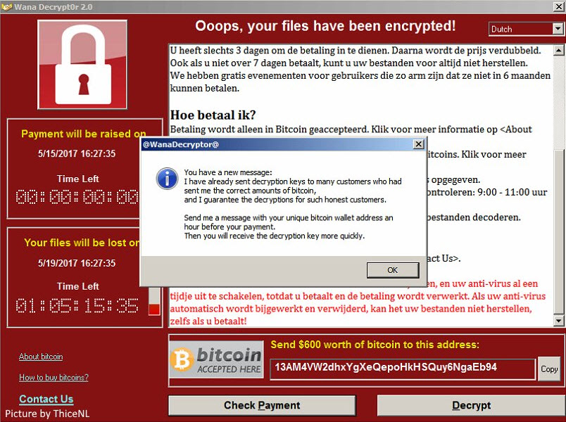 Everything you need to know about the WannaCry / Wcry / WannaCrypt ransomware