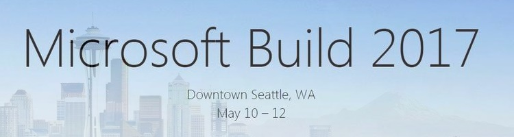 Microsoft's build 2017 conference