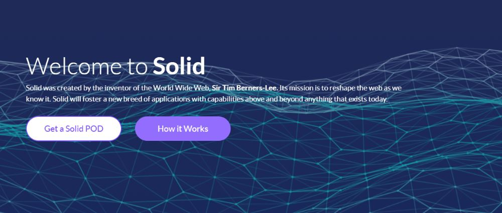 Solid - The New Internet